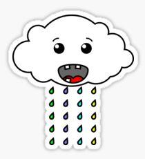 Rainbow Rain Sticker