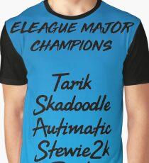 CLOUD0 major champions graphic Graphic T-Shirt