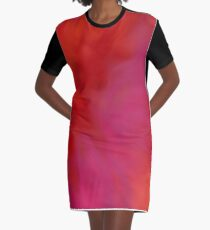 BLAZE - Abstract Graphic T-Shirt Dress
