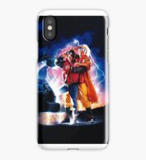 Back to the Future 2 iPhone Case/Skin