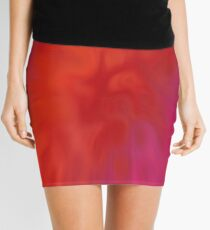 BLAZE - Abstract Mini Skirt