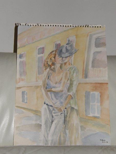 kiss by moisasha