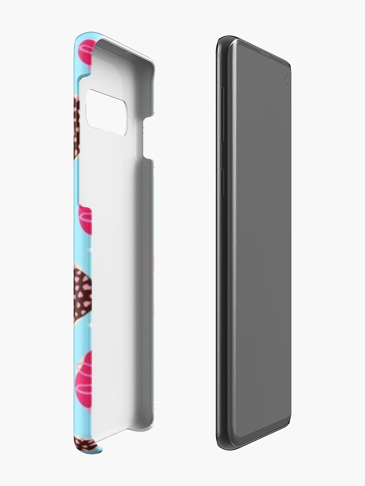 Alternate view of Doughnuts  Cases & Skins for Samsung Galaxy