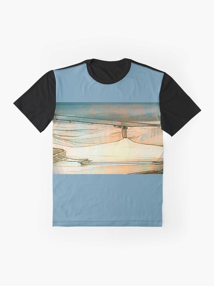 Alternate view of At Rest Graphic T-Shirt