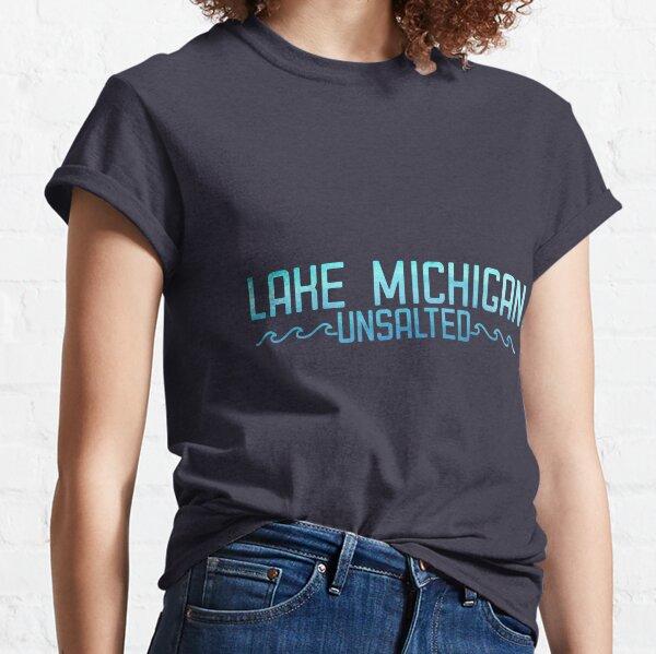 Lake Michigan - unsalted Classic T-Shirt