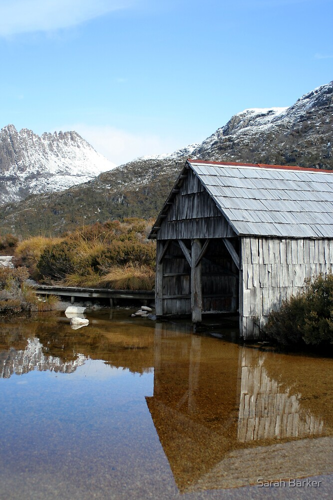 Dove Lake - Cradle Mountain National Park - Tasmania - Australia by Sarah Barker