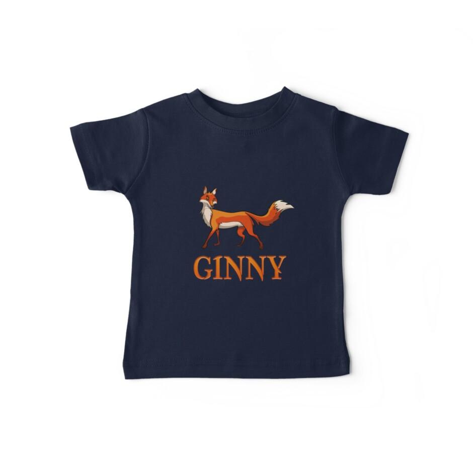 Ginny Fox by Soulrider