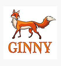 Ginny Fox Photographic Print