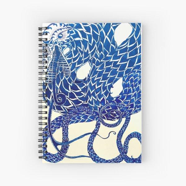 Ink Drake Spiral Notebook
