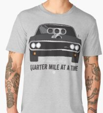 Cinema Obscura Series - The Fast & the Furious - Quarter Mile Men's Premium T-Shirt