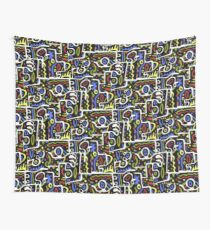 DELIRIO IN COLOR Nº 1255 Wall Tapestry