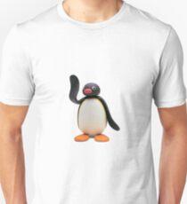 Pingu says hello Unisex T-Shirt