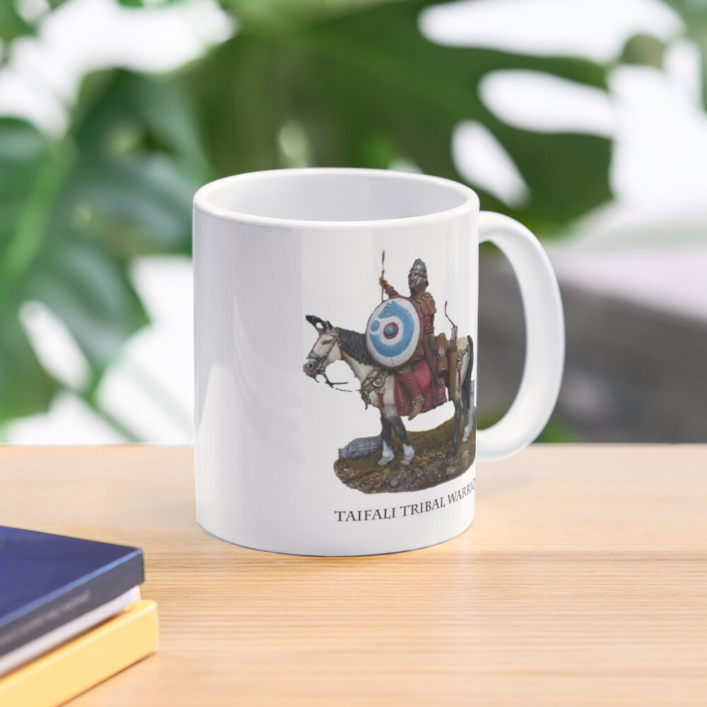 Taifalos Family Heraldic Shield - Coffee Mug Mug