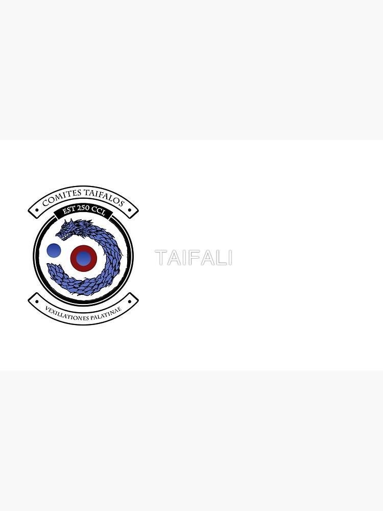 Taifalos Family Crest - Coat of Arms by TAIFALI