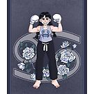 Cancer Jiu Jitsu Player by tpascal7