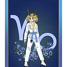 Capricorn Jiu Jitsu Player by tpascal7