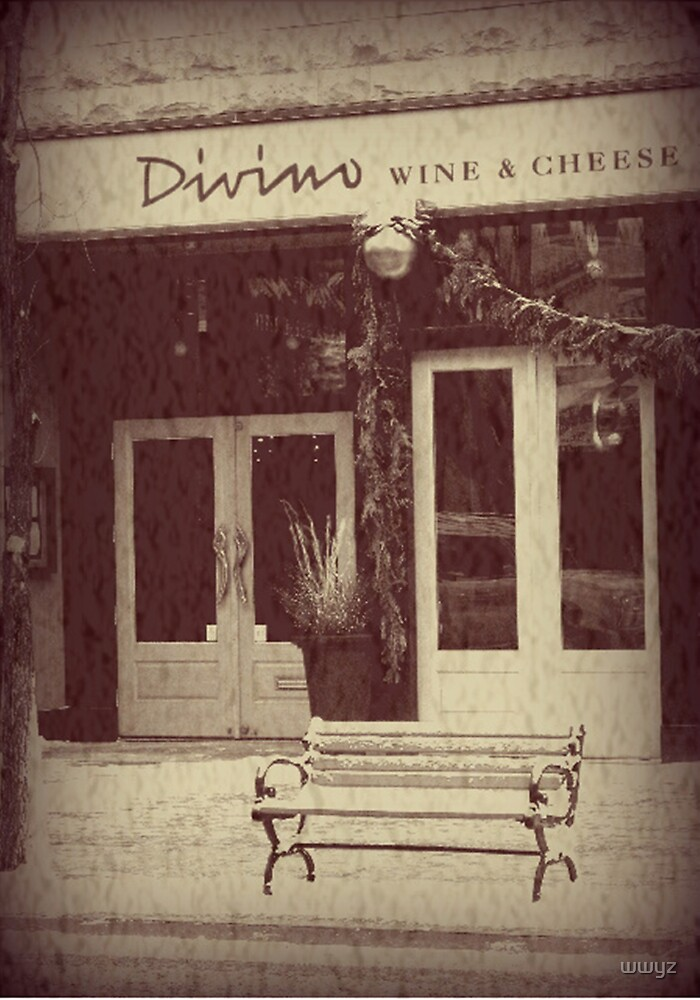 Divino in the Winter by wwyz