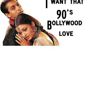 Bollywood Love by gujjuevolution