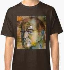 Joe Cocker watercolor Classic T-Shirt