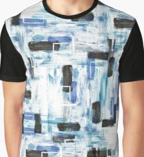 Dry Brush Graphic T-Shirt