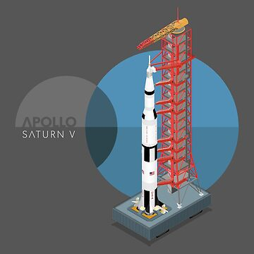 Saturn V by TheHighFrontier