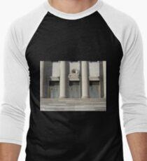 Those Golden Doors Men's Baseball ¾ T-Shirt
