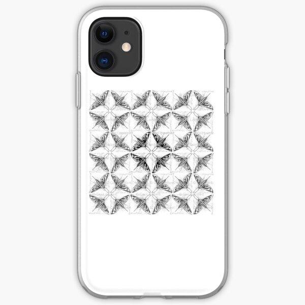 Spynx Moth iPhone Soft Case