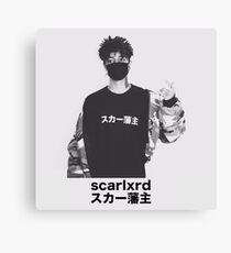 ScarLxrd Canvas Print
