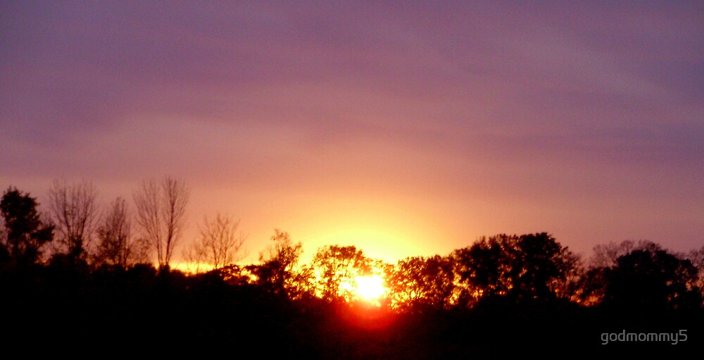 Colors in a Sunset by godmommy5
