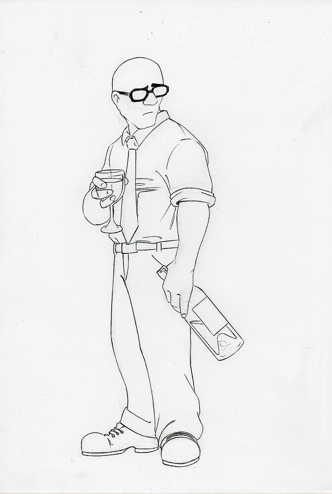 ∏HIS Character Profile_ Ollie_Biro by johnny jenkins