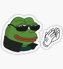 EZ Clap Sticker