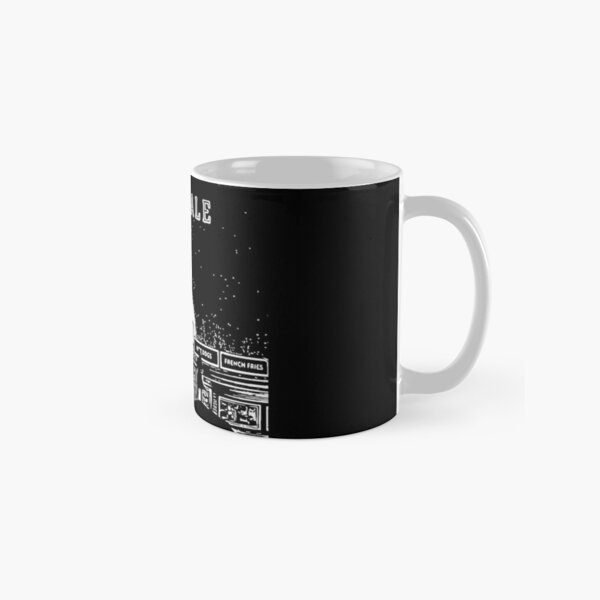 Riverdale Black And White Pop's Chock'lit Shoppe Mug classique