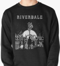 Riverdale - Schwarzweißer Pop - Chock'lit Shoppe Sweatshirt