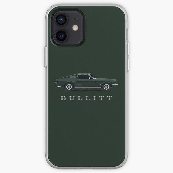 Mustang Bullitt iPhone Soft Case