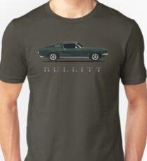 Mustang Bullitt Slim Fit T-Shirt