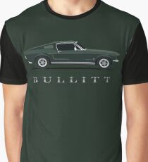 Mustang Bullitt Graphic T-Shirt