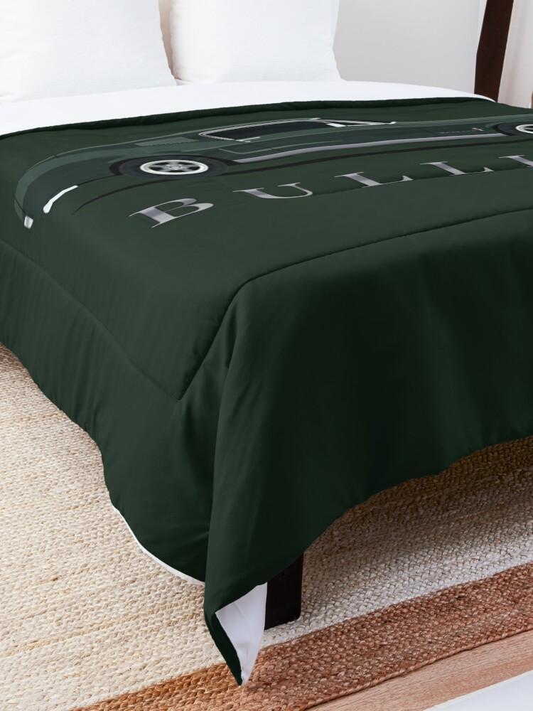 Alternate view of Mustang Bullitt Comforter