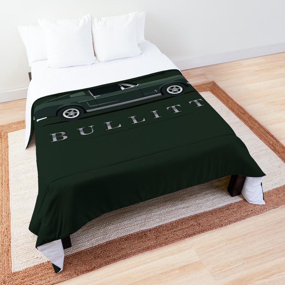 Mustang Bullitt Comforter