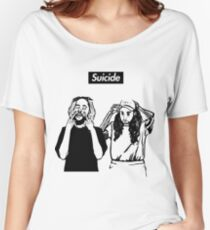 SuicideBoyS Art Outlines $uicideboy$ Women's Relaxed Fit T-Shirt