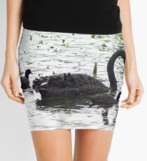 Black Swan Mini Skirt