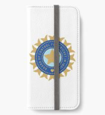 Cricket India iPhone Wallet/Case/Skin