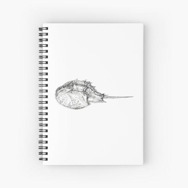 Horseshoe Crab Spiral Notebook