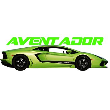 Aventador by ns-carspots