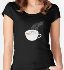 Cocoa Women's Fitted Scoop T-Shirt