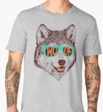 Woof Men's Premium T-Shirt