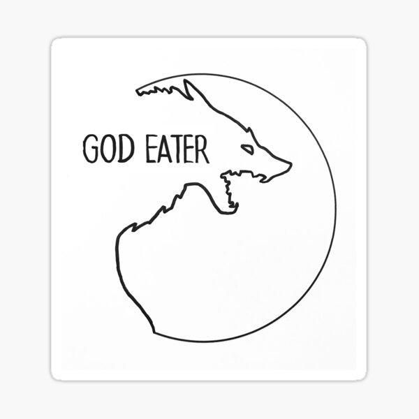 God Eater Sticker