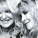Stevie & Christine by anniemgo