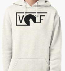 Wolf Pullover Hoodie