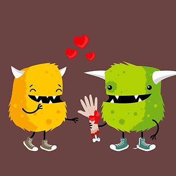 Monster love by ADHD