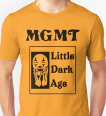 MGMT - Little Dark Age Unisex T-Shirt